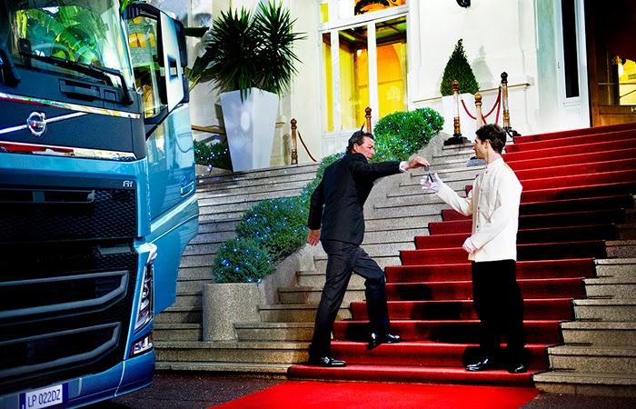 Volvo Trucks, San Remo Casino commercial