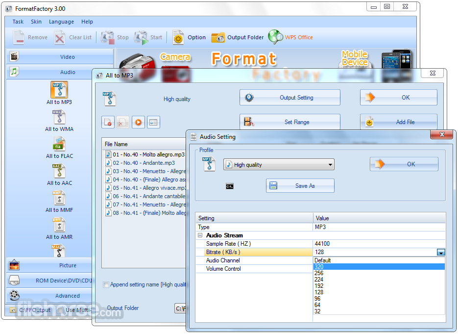 Download Format Factory Final 3.8.0.0 2015 Full Version