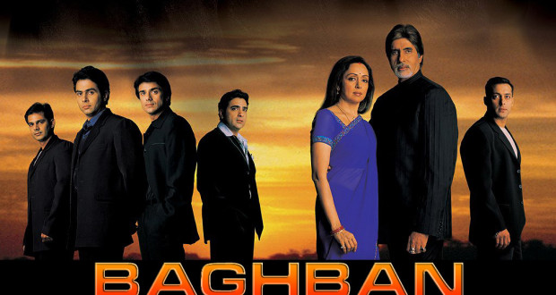 Baghban HD Movie Watch Online | Amitab bachan