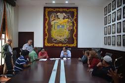 Se mantendrá prohibición de instalar Tianguis en calle Roble: Américo Zúñiga