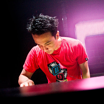 Laidback Luke, Natural Disaster released by Mixmash Records