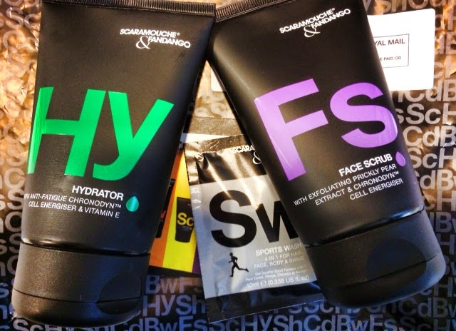 Scaramouche & Fandango 'Fs and 'Hy' - Bearded Couture