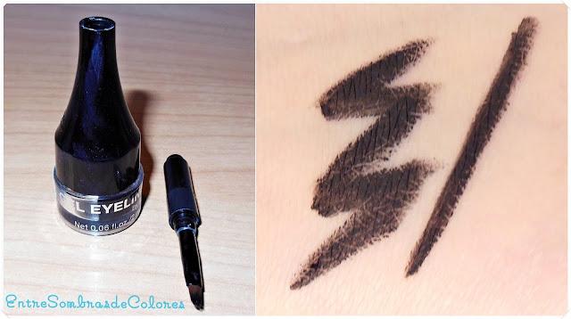 gel eyeliner H&M