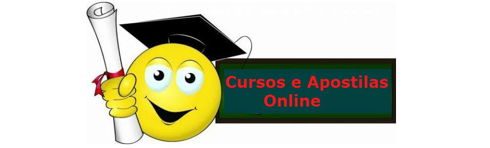 Apostilas e Cursos Gratuitos Online