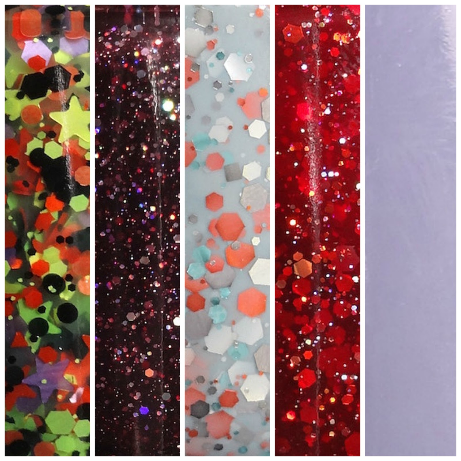 KBShimmer Fall 2014 Collection Swatches & Review