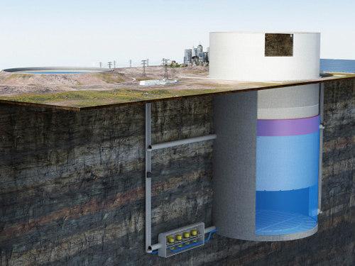 Gravity Storage