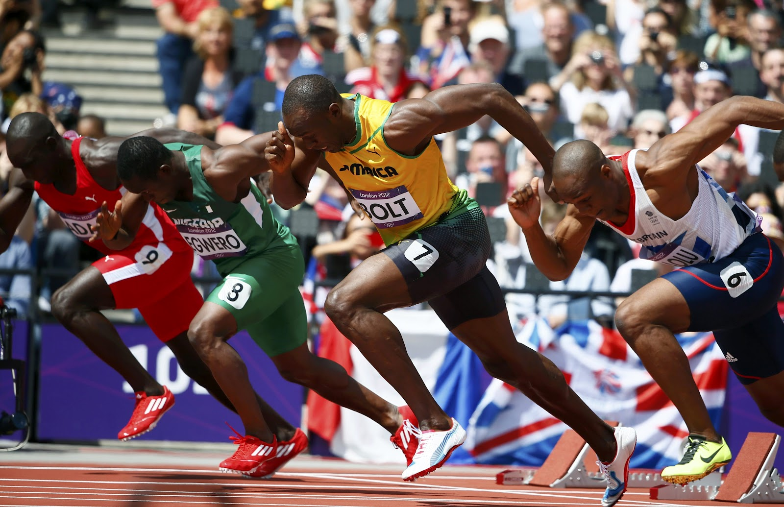 Bolt Date Of Birth 21 August 1986