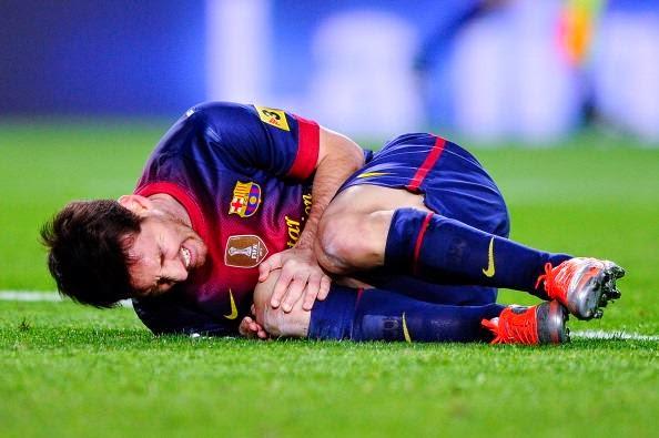 برشلونة يصدم عشاقه بخبر سيئ عن ميسي