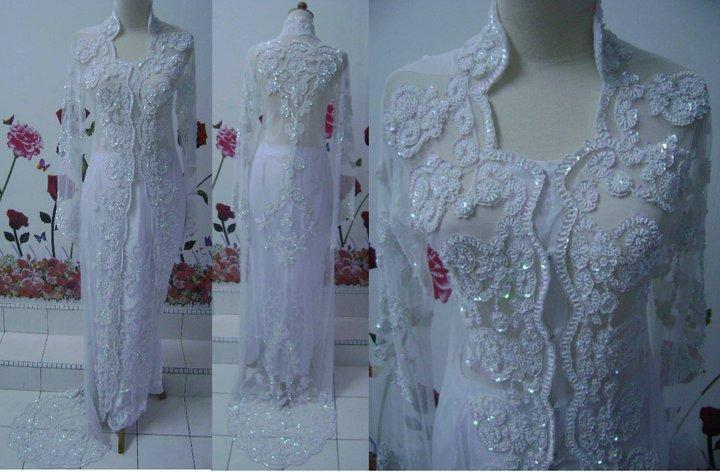 bride's dress
