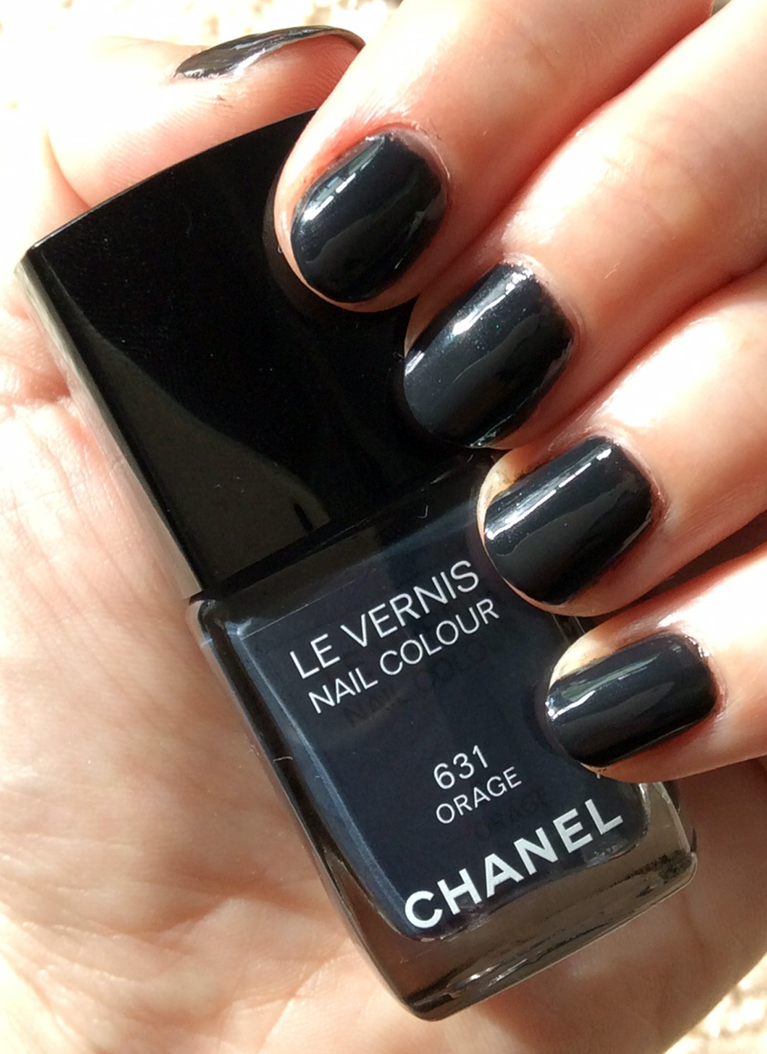 The Beauty of Life: Introducing the Chanel Etats Poetiques Fall 2014 ...