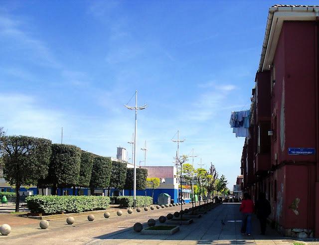 Barrio Pesquero de Santander