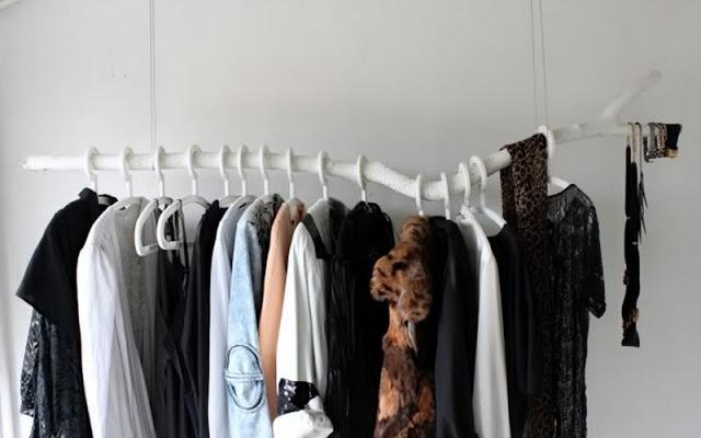 Diy colgadores de ropa organicos interiores por paulina for Colgadores de ropa metalicos