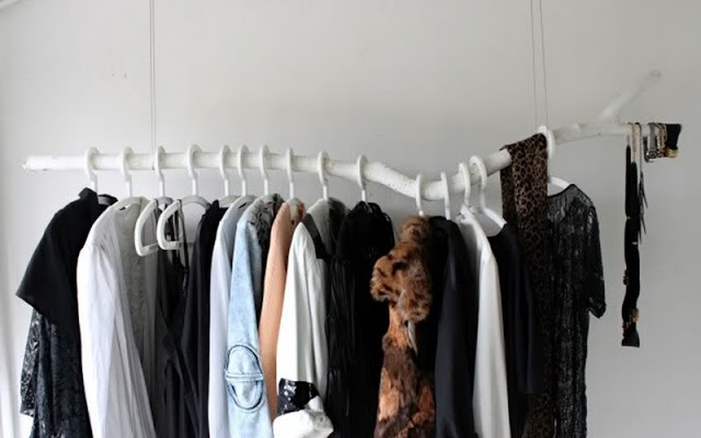 Diy colgadores de ropa organicos interiores por paulina for Colgadores de ropa