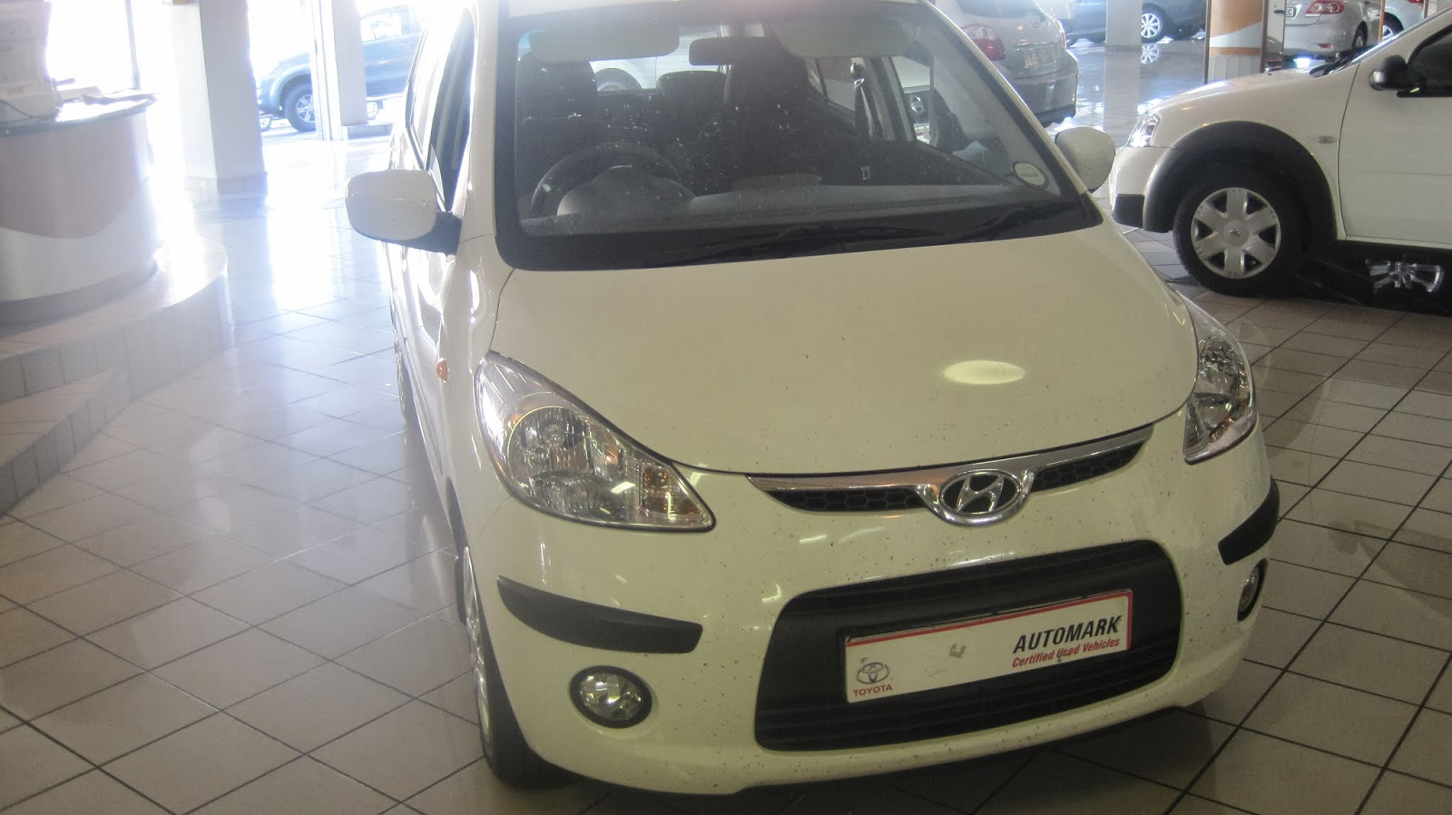 Used cars for sale in Cape Town - 2010 Hyundai i 10