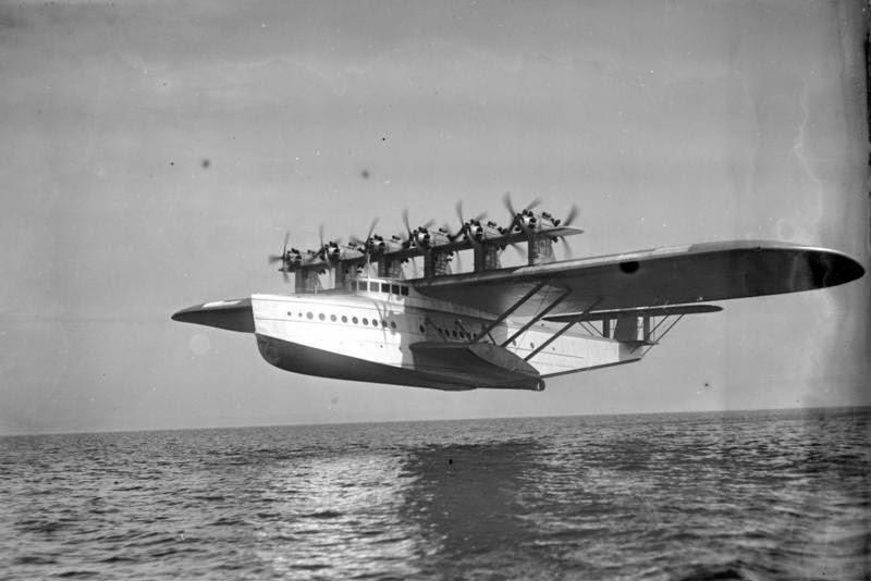 Pesawat Terbesar di Dunia ke-10 Dordier Do X