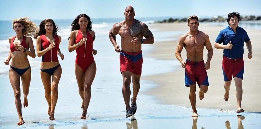 Baywatch - S.O.S. Malibu 2017 Filme 1080p 720p Bluray BRRip FullHD HD completo Torrent