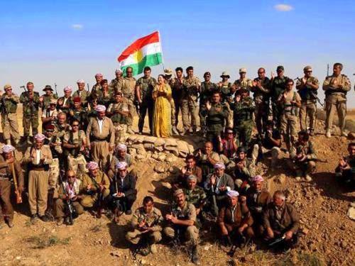 Kurdish Defenders