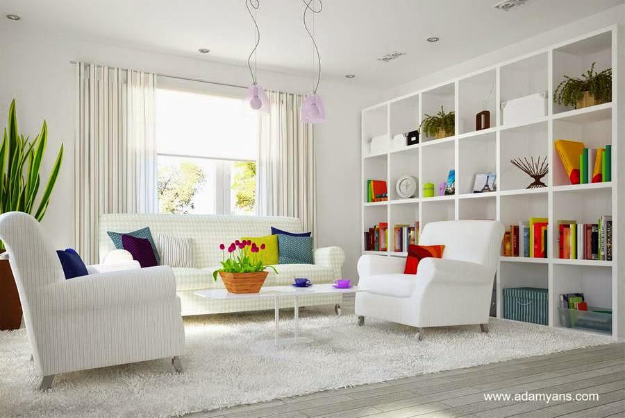 Diseño interior decorativo