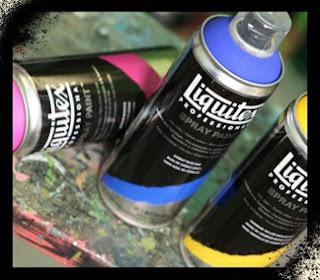 Amostra Gratis Spray de Tinta
