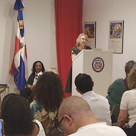 Destacada presencia de la República Dominicana en la Feria del Libro de Madrid.