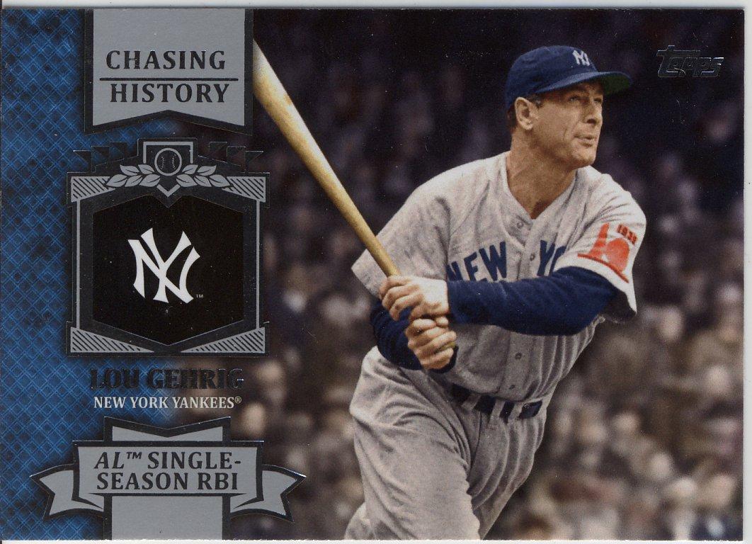 baseball card blog