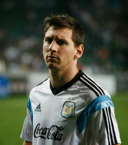 Leo Messi, one of the nominees for the FIFA Ballon d'Or 2015.
