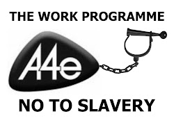 A4e Work Programme - No To Slavery