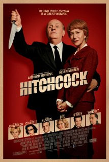 Hitchcock (2012 –  Anthony Hopkins, Helen Mirren and Scarlett Johansson)