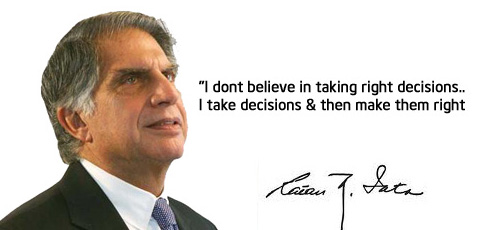 Famous Ratan Tata quote