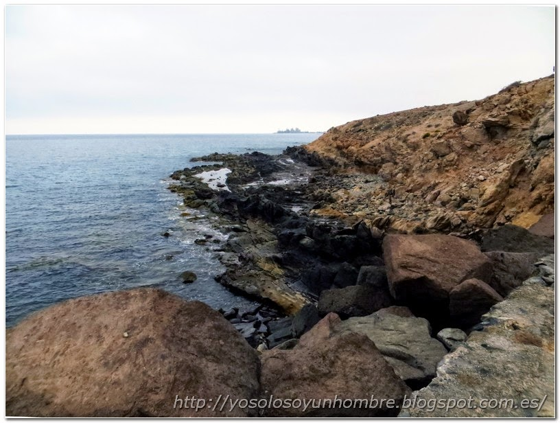 Punta Pasito Blanco, sin salida