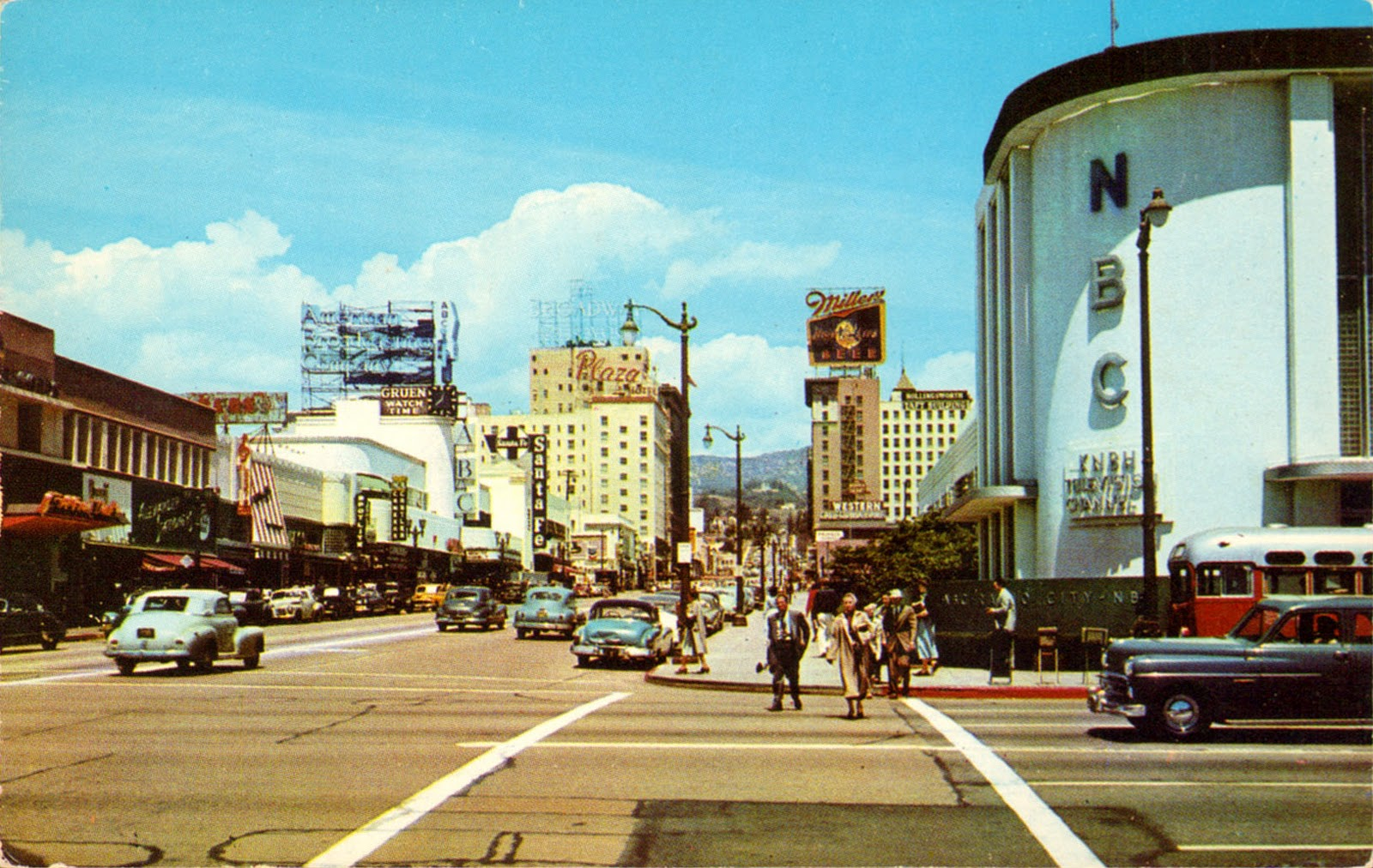 Transpress Nz Los Angeles Then And Now