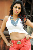 Akshida Hot Photos from Yuddam Movie Song shooting spot-thumbnail-15