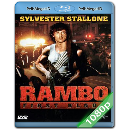 Rambo: ACORRALADO (1982) 1080P HD MKV ESPAÑOL LATINO