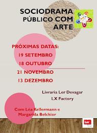 Sociodrama Público com ARTE