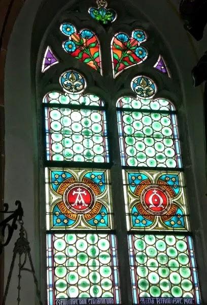 linkes Fenster