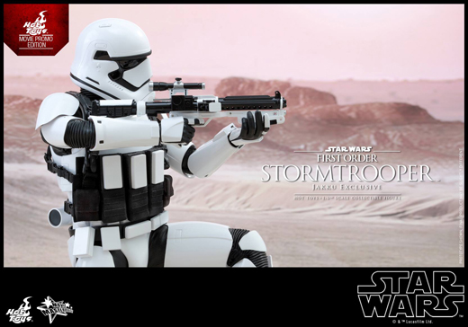 First Order Stormtrooper (Jakku Exclusive)