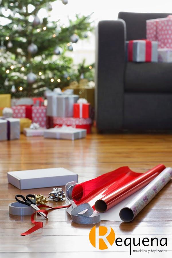 Muebles y tapizados requena adornos navide os c mo - Tapizados requena ...