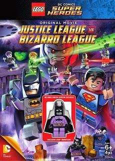 Xem Phim Liên Minh Công Lý Đại Chiến Liên Minh Bizarro - Lego Dc Comics Super Heroes: Justice League Vs. Bizarro League