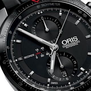 seconde linéaire Montre Oris Artix GT