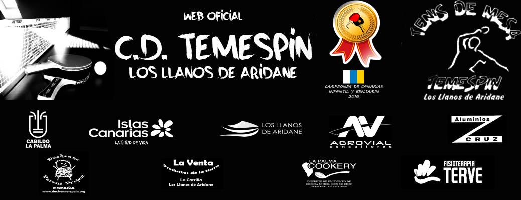 Club Deportivo Temespin Tenis de Mesa