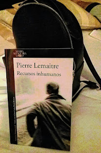 ESTOY LEYENDO  A PIERRE LEMAITRE