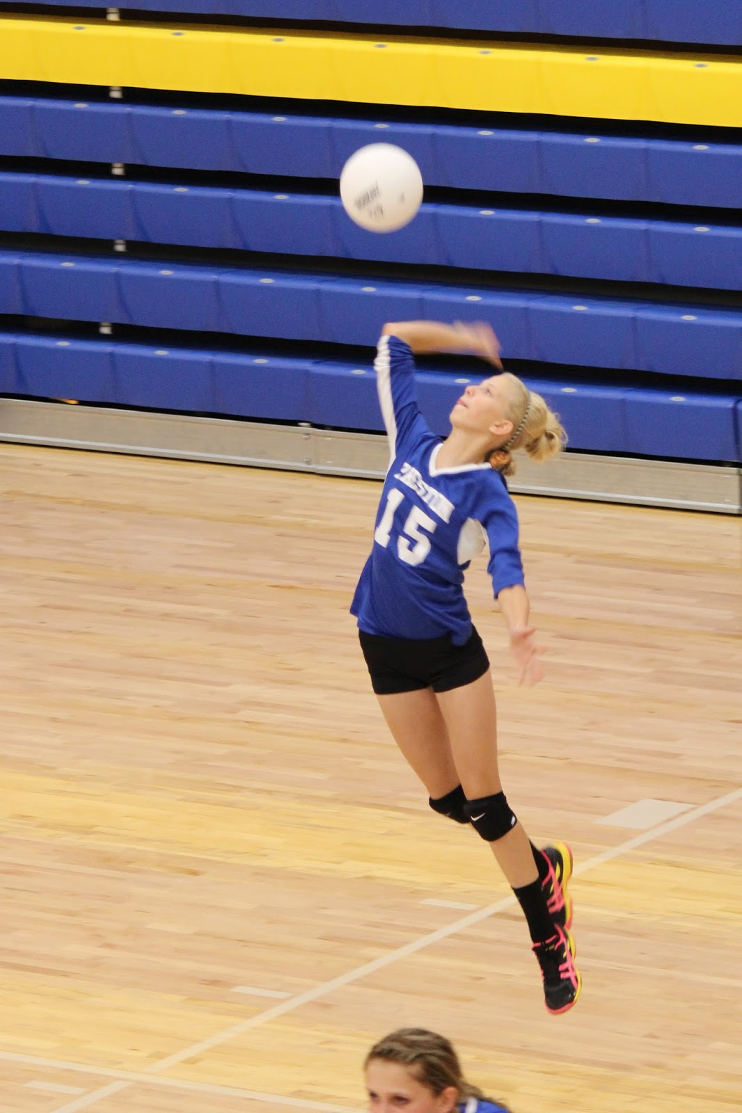 PHOTOS: Cooney girls volleyball team sweeps Watertown, 3-0
