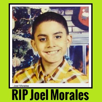 Joel Morales, 12