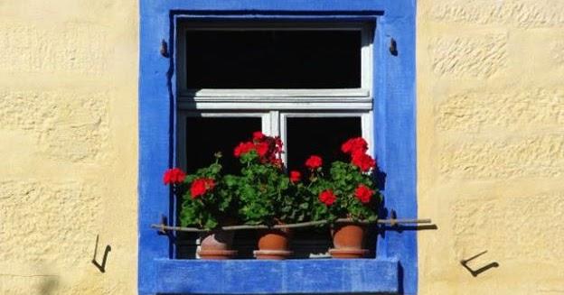 C mo pintar ventanas ideas para decorar dise ar y - Como pintar una casa por primera vez ...