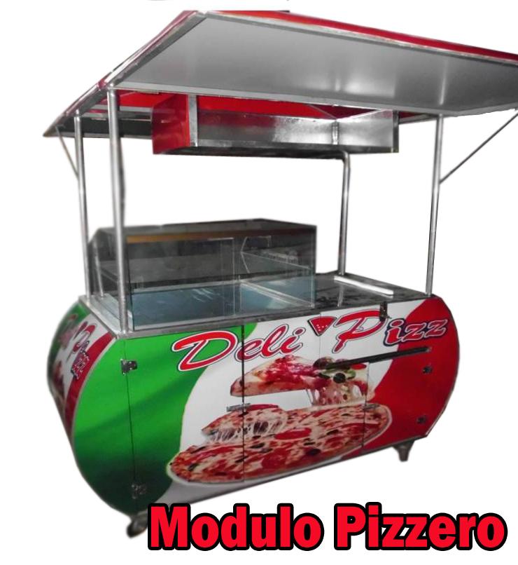 MÓDULOS PARA PIZZA