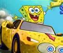 العاب سيارات سبونج بوب