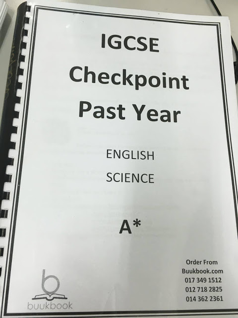 Write my igcse primary checkpoint past papers