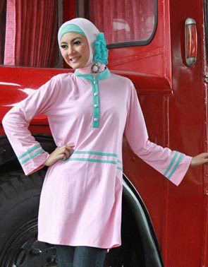 Zenitha Collection Blouse Muslimah Modern ZN 20 A
