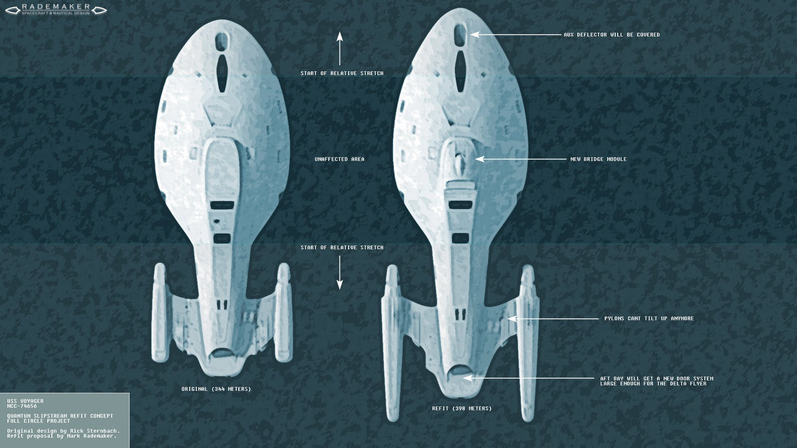 The Trek Collective: Mark Rademaker's Project Full Circle