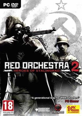 Red Orchestra 2 Heroes Of Stalingrad 2011